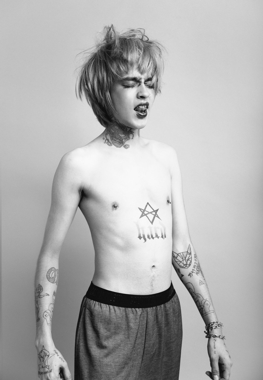 Pants:  Calvin Klein