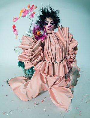 03108fb236697 Björk y sus fotos para W Magazine