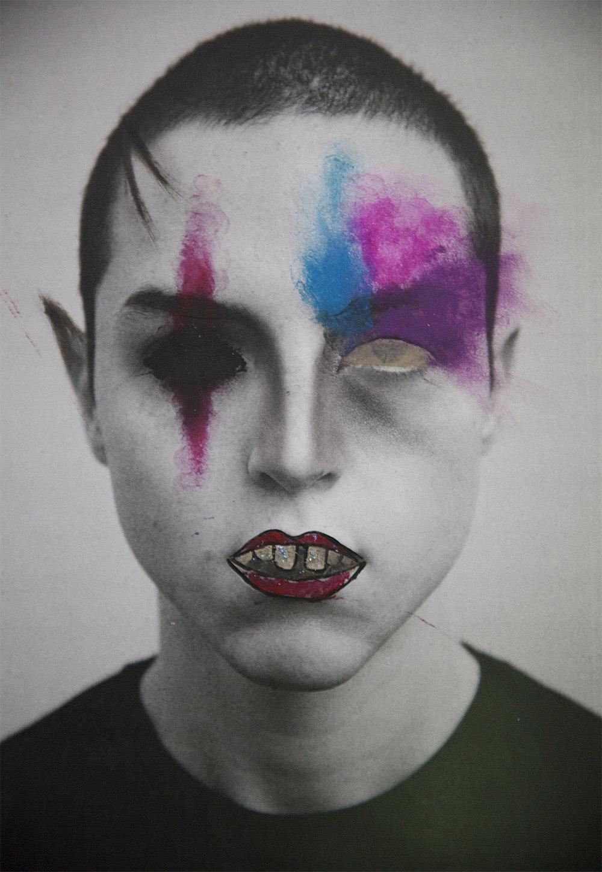 Face chart: Glamourama