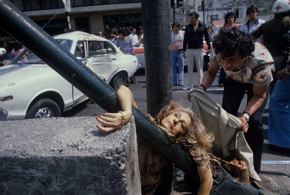 Enrique Metinides, 1979.