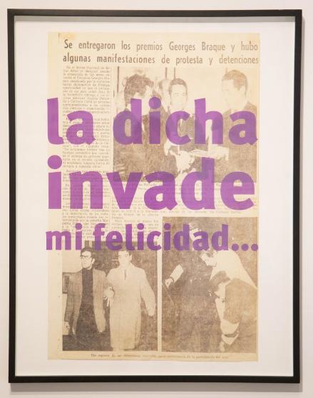 ¡1968, el culo te abrocho!, Roberto Jacoby, 2008.