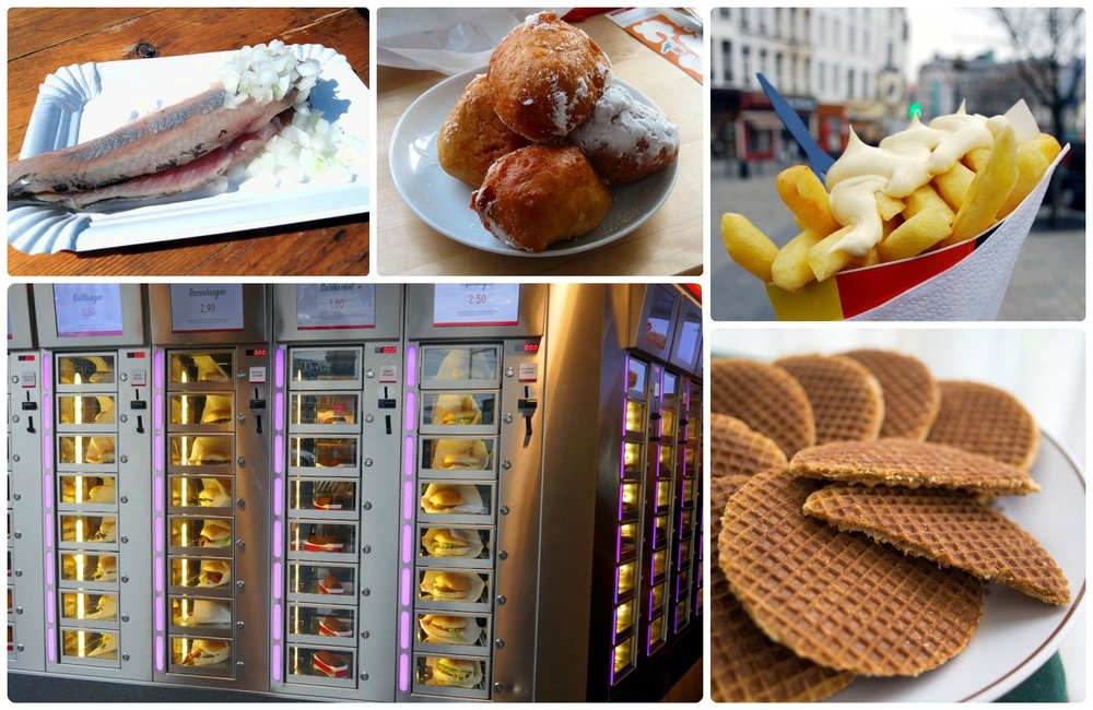 Traditional dutch food in amsterdam - Dutch cuisine in amsterdam ...