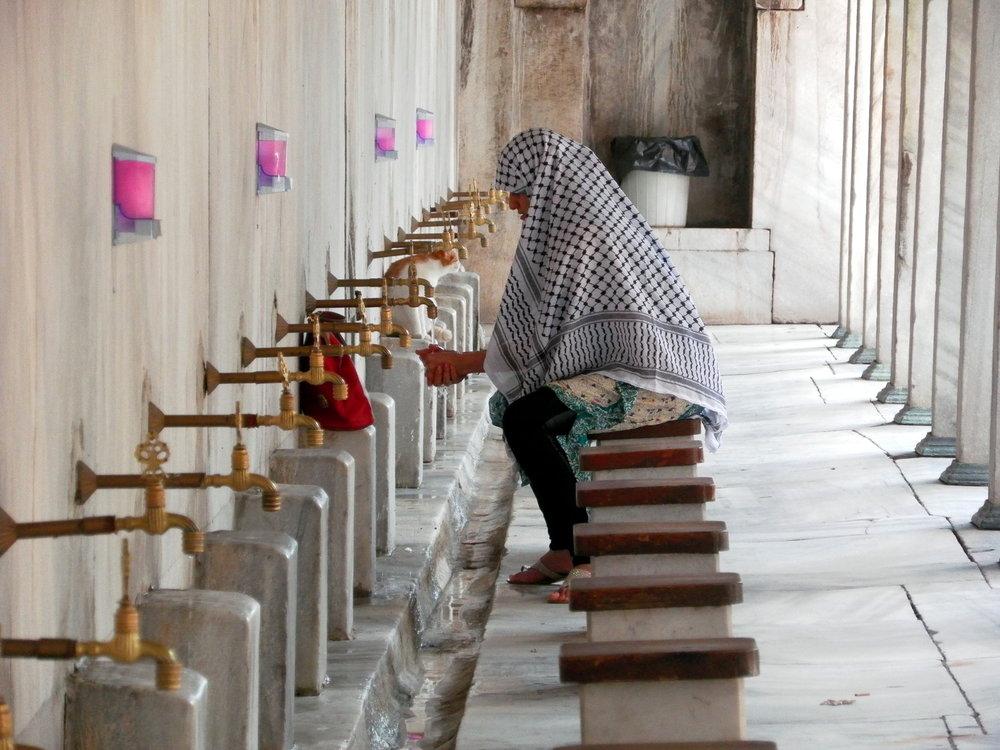Ortaköy Mosque, Istanbul Turkey