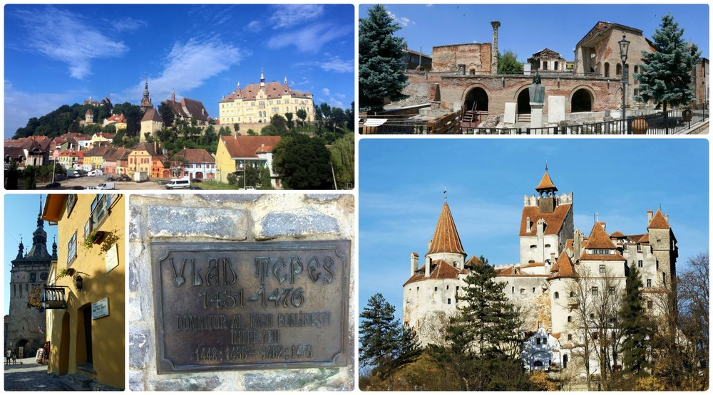 The Transylvania region of Romania is full of Dracula lore! Even those visitors that aren't huge vampire enthusiasts will find their interests peaked just a bit, since Vlad Dracula is more than a character in a novel, he's a historical figure and ruler in Romanian history.