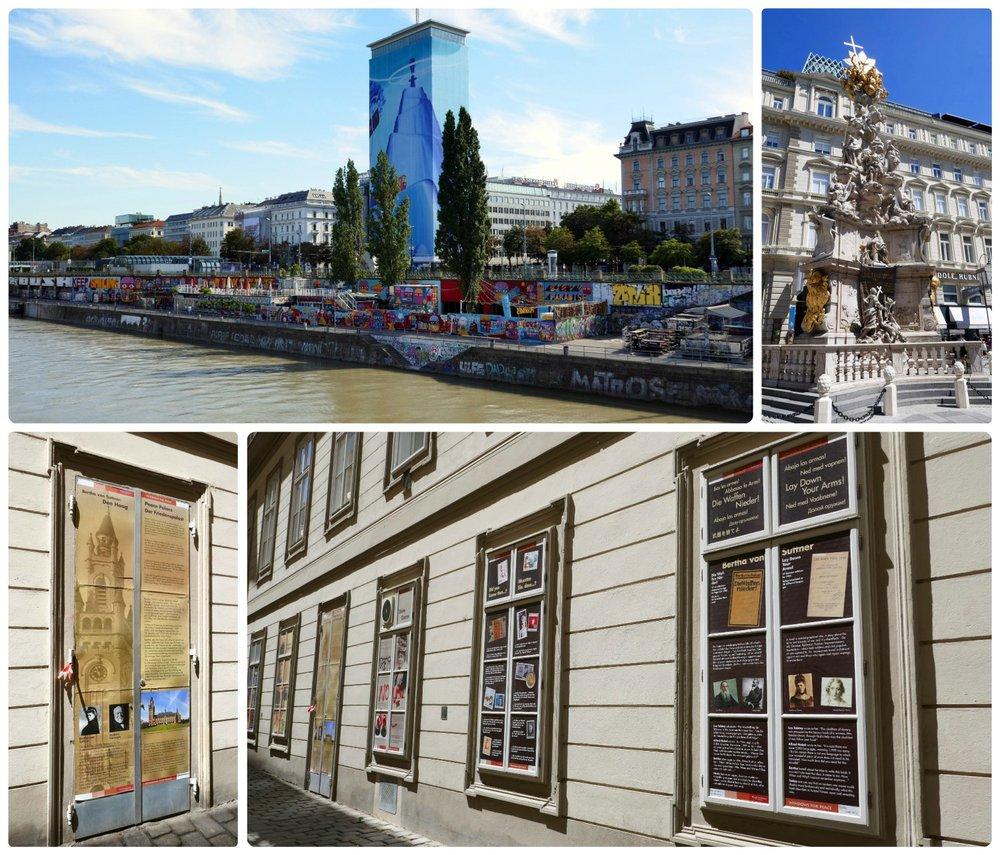 Sights in Vienna