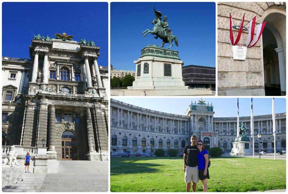 Neue Burg Imperial Palace