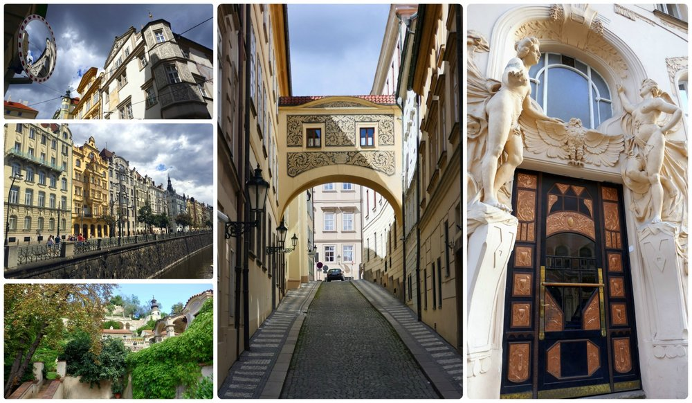 Much of the beauty Prague is known for is found on the details of the buildings throughout the city. The best way to experience it, in our opinion, is by walking to attractions and being sure to look around and explore along the way.