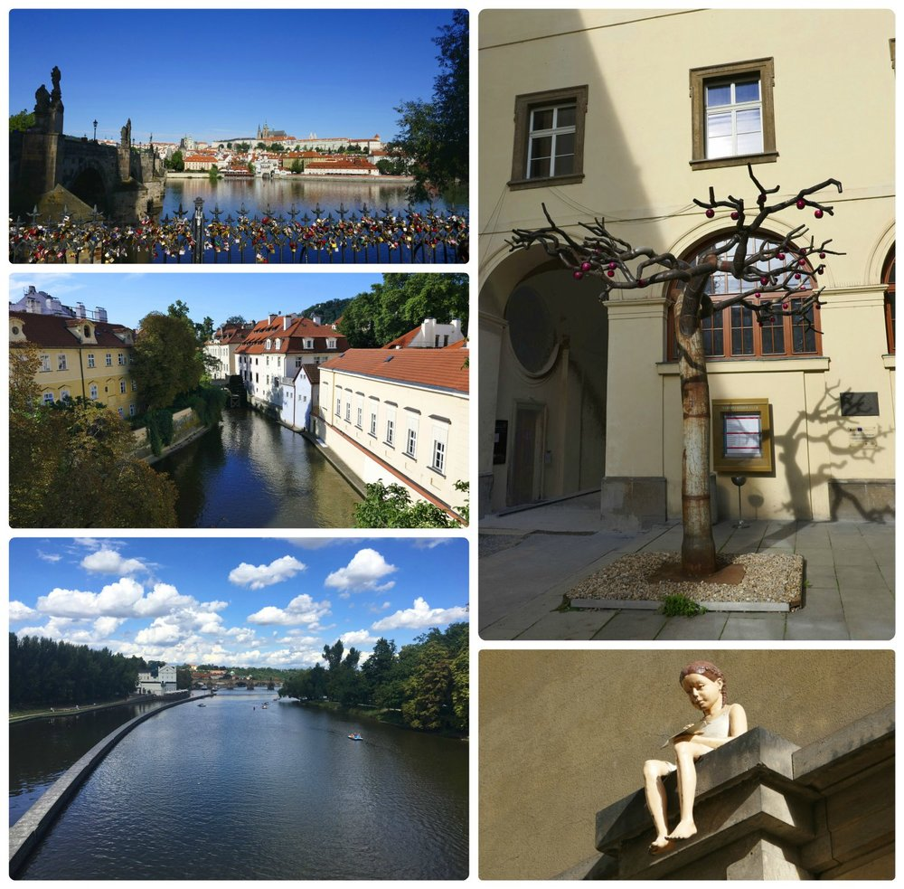 Between the art and the views in Prague, you'll probably have trouble putting down your camera!