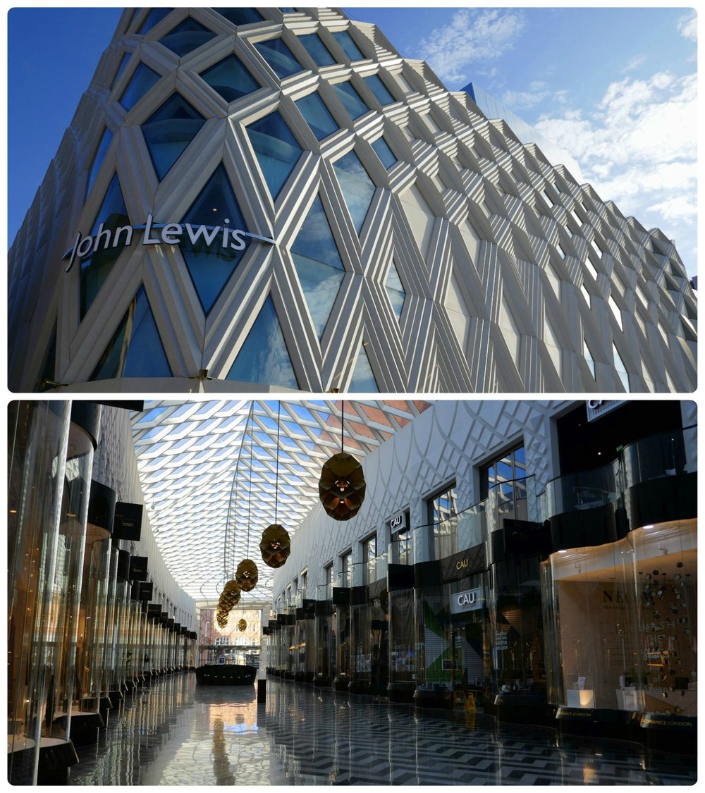 Victoria Gate is a modern interpretation of shopping arcades that will take your breath away!