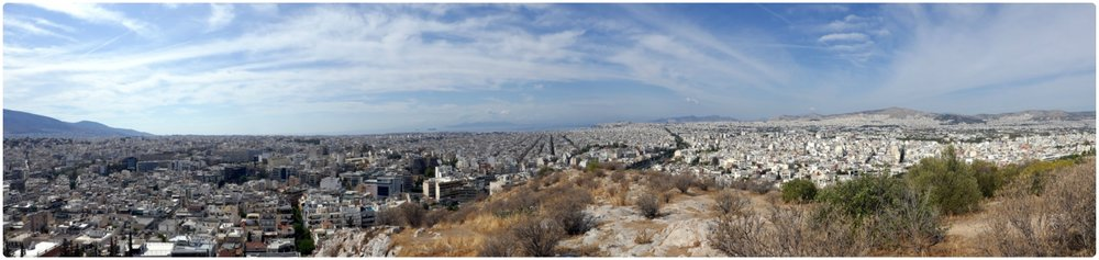 Not only can you get magnificent views of the Acropolis on Pnyx Hill, but you can view the expansive city of Athens and beyond, all the way to the Saronic Gulf!