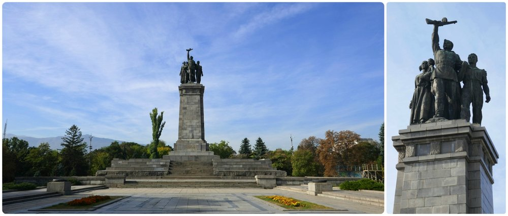 If there's one thing you should see in Sofia, Bulgaria, the Monument to the Soviet Army is not only iconic, but extremely controversial.