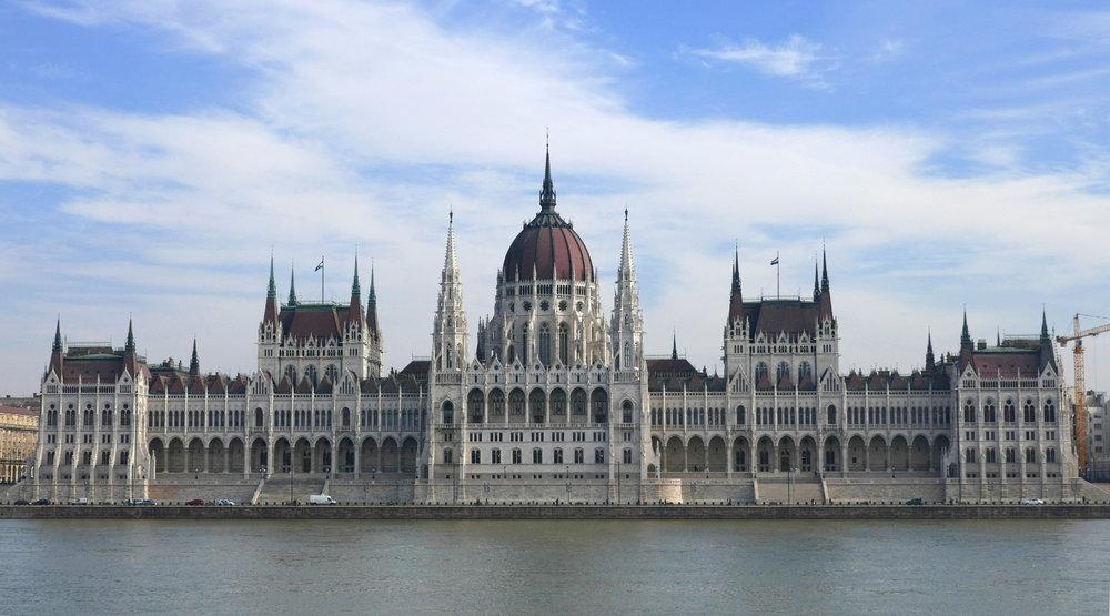 Parliament, Budapest, Hungary