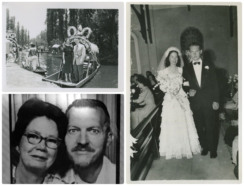 My Grandparents met in Missionary School and married in Peru.
