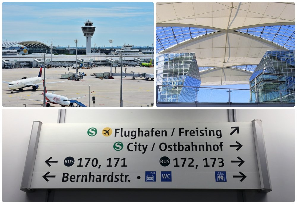 Munich Germany travel tips and tourist information munich airport MUC