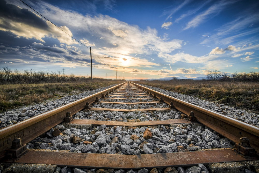 The Genius of   Traveling by Train -