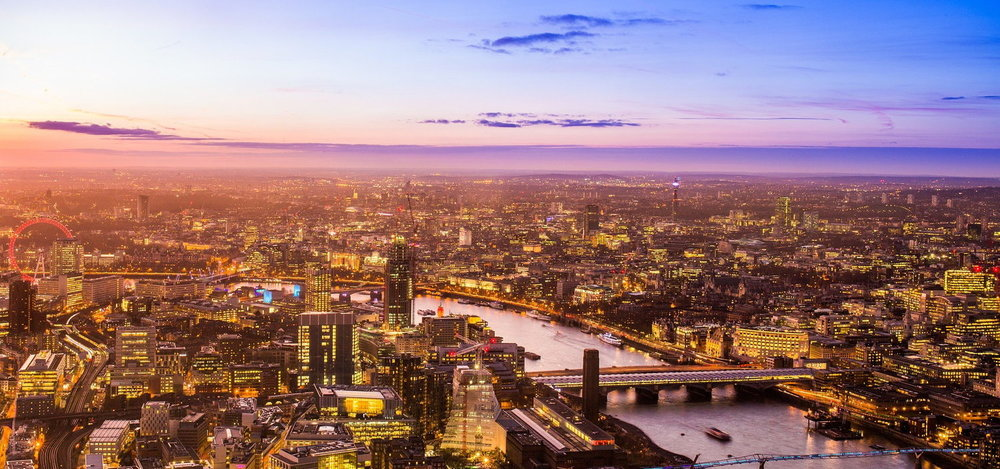 City Guide to London, UK: Part 1 | Best Skyline Views -