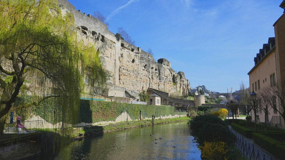 Luxembourg Photo Album -