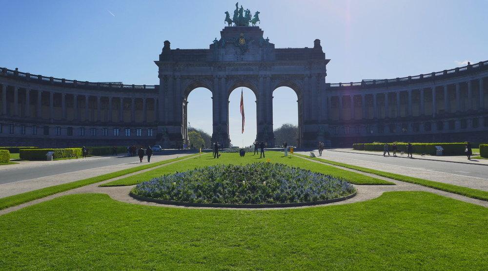 Belgium Photo Album -