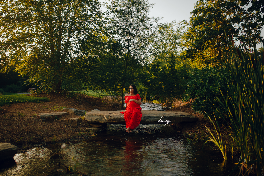 Roswell Maternity Session