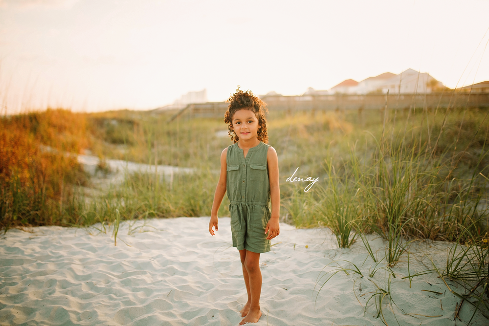 Myrtle Beach, South Carolina Beach Session Denay Shook Photography, LLC