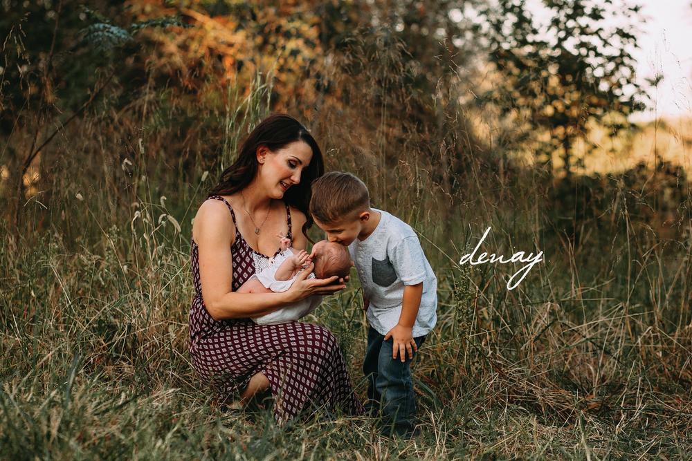 Newborn Session | Denay Shook Photography, LLC Dacula, Georgia