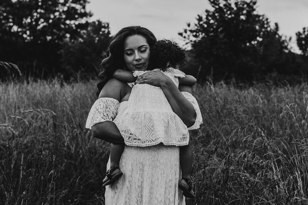 Denay Shook Photography, LLC Lawrenceville Maternity Photographer