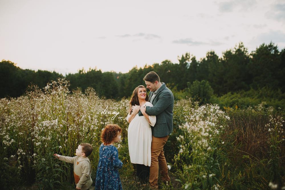 Atlanta Maternity Photographer Denay Shook Photography, LLC