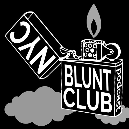 CHRISTINA GALSTON - Queen of the NYC BLUNT CLUB PODCAST