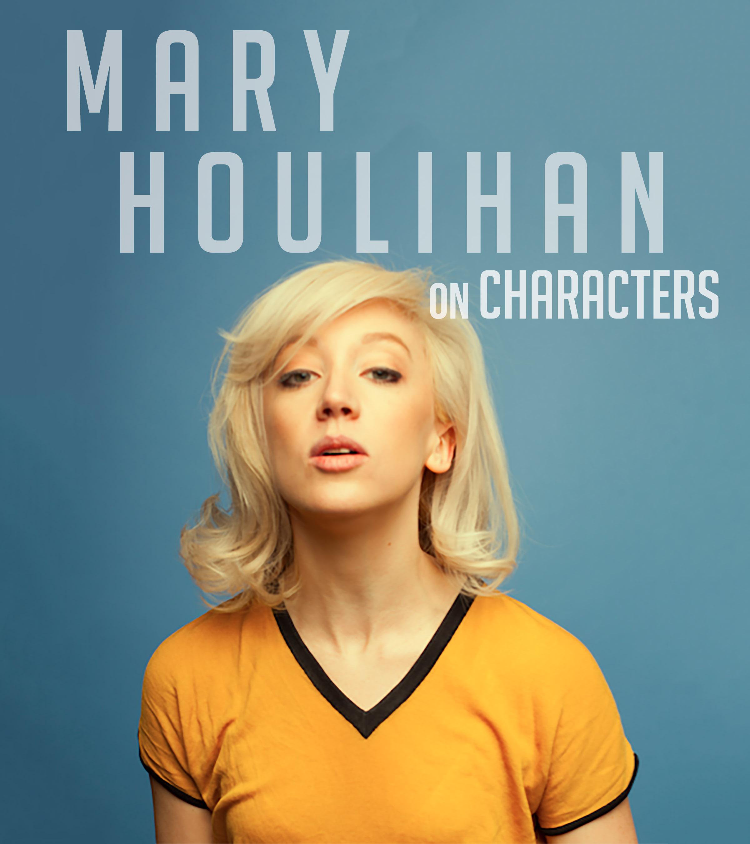 MARY HOULIHAN — NARCISISTAS