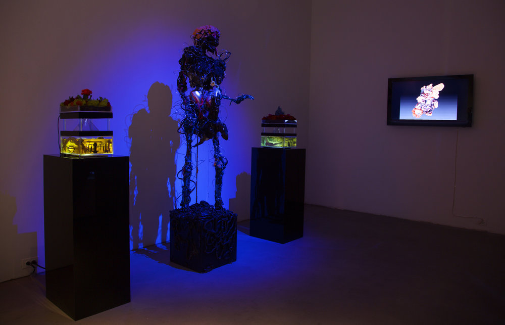 1. GABRIELLE VITOLLO_HACKING THE EXQUISITE INSTALLATION_MIXED MEDIA SCULPTURE AND VIDEO_2016.jpg