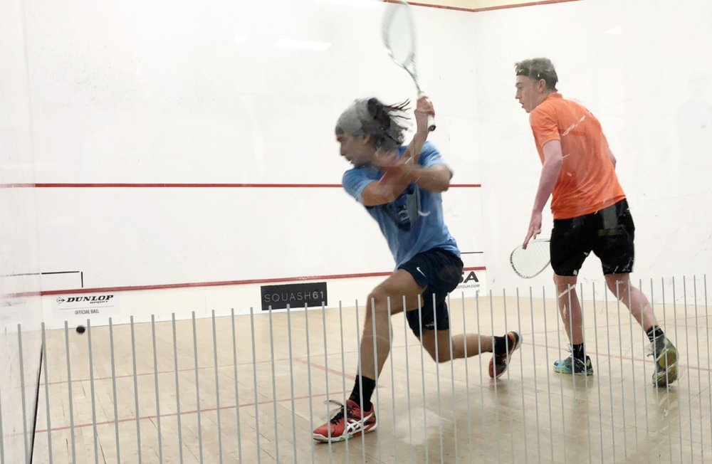 Pro League - With over 20 players in the PSA top 100, the NY Squash Pro League showcases and celebrates the wealth of professional squash talent in the greater NYC metropolitan area.