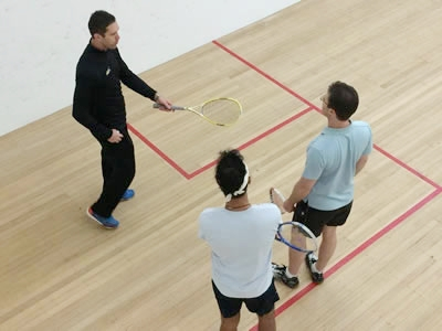 Learn to play - The NYC squash community is always welcoming to beginners, and it's easy to learn the game. Here's what you need to get started.