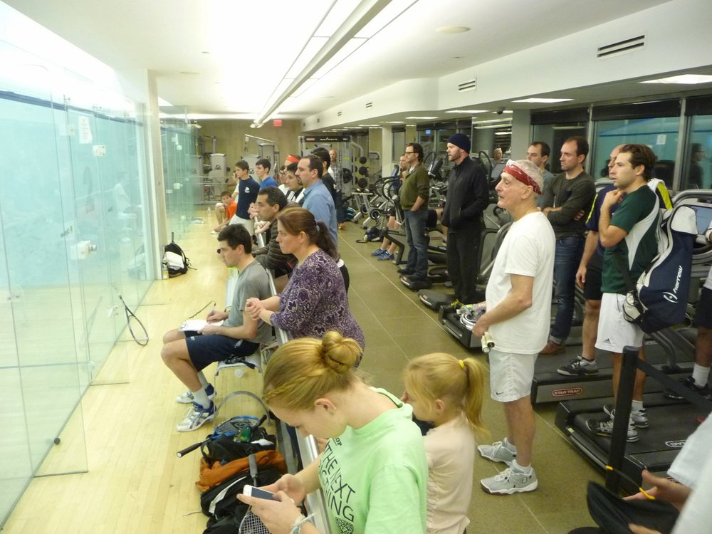Find a Squash Club - Your first step is to find a club – your club membership opens up lessons, courts, opponents, and league play. The local squash community can play at over 30 clubs in the greater NYC metropolitan area.