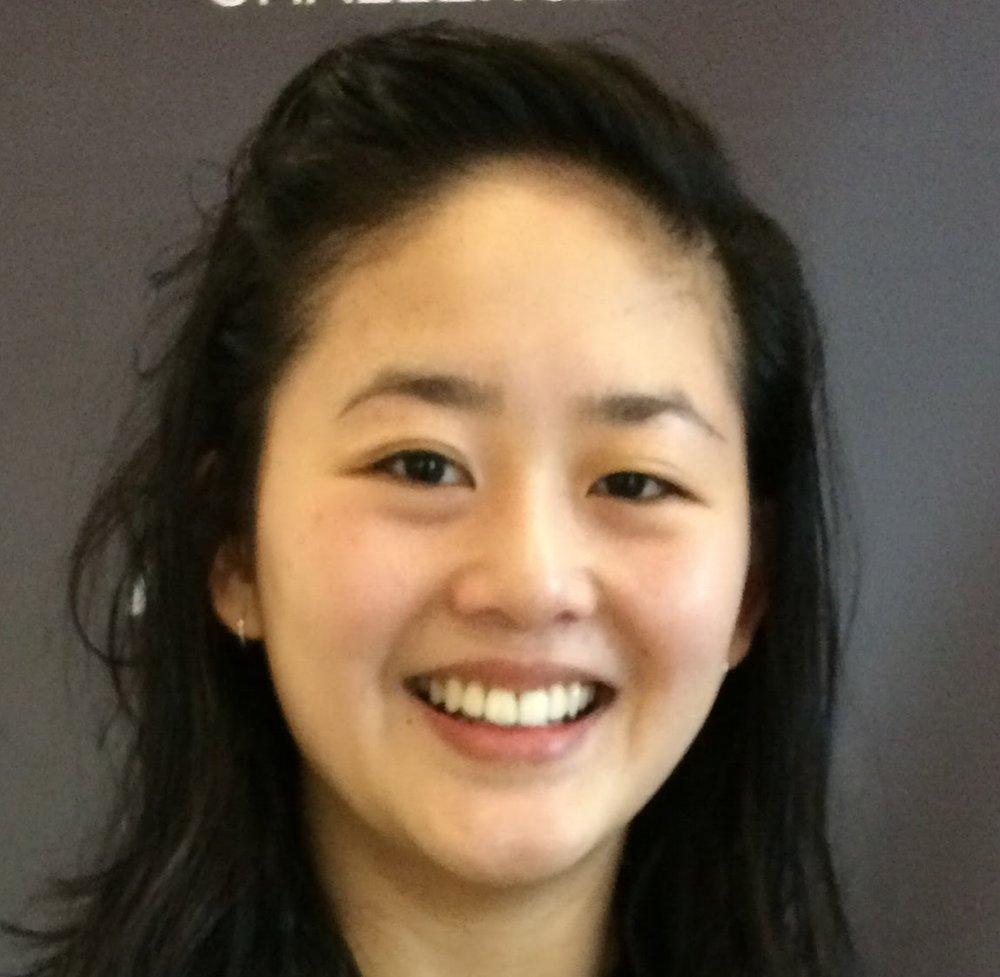 <b>Andrea Shang</b><br>Women's Squash