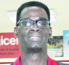 <b>Alwyn Callender</b><br>Officiating
