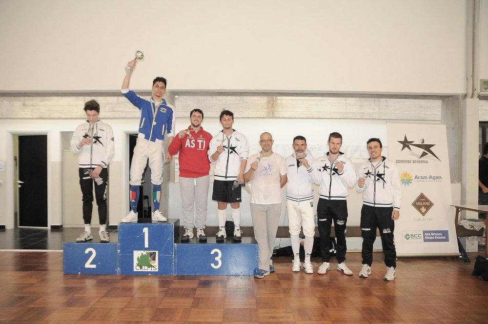 San Fermo, Como - Trofeo Ferrante 2016