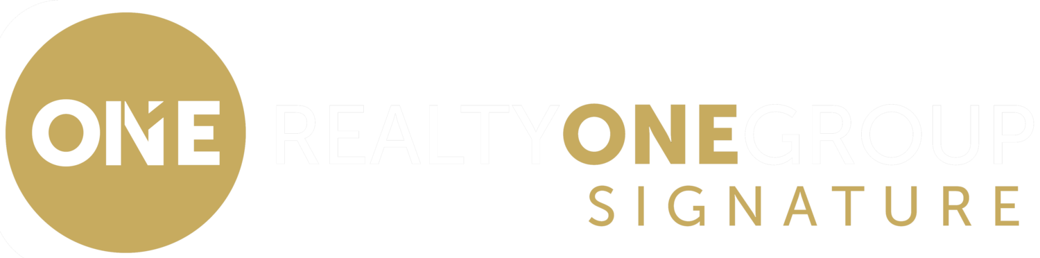 RealtyONEGroup Signature