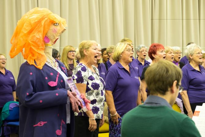 Violet with the choir.jpg
