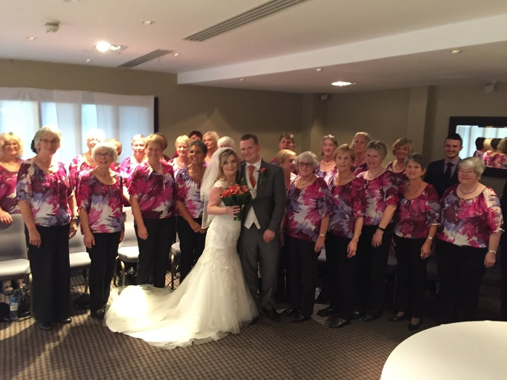 2nd photo of Choir at wedding of Lisa & Chris Hill 14.10.17.jpg