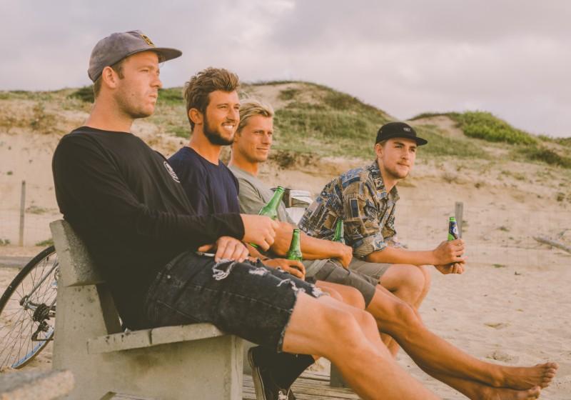 surf check in Hossegor