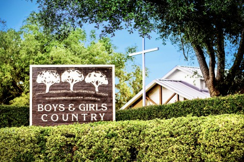 Boys & Girls Country - Boys and Girls Country provides a warm, loving, family-like Christian atmosphere where children have the opportunity to grow up secure and develop to their full potential. Residents live on campus in cottages, attend public school, and participate in activities such as church, sports, band, and camps. Good Shepherd is the birthday sponsor for Cottage #10. We help provide a party and small gift for the 7-10 year old girl residents on their birthdays. To volunteer, contact Joan Robilio: joan@alamoresources.com.