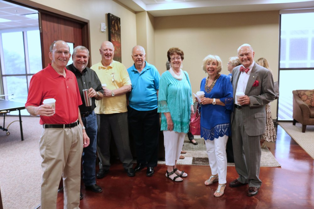 Classic Adults -       Good Shepherd gives senior adults a number of opportunities for connection, fellowship, fitness, and fun. CLICK HERE to learn more.
