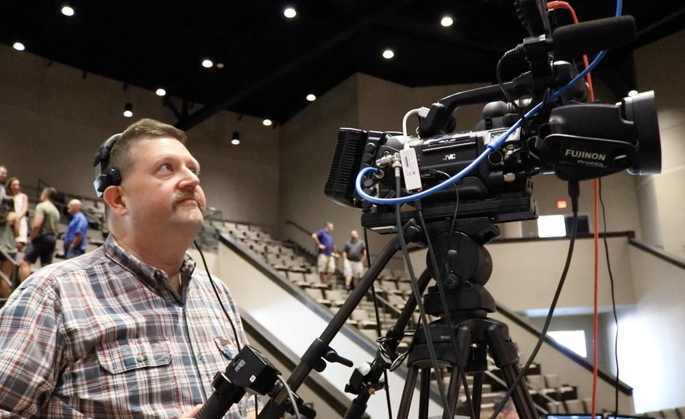 Media Highlight Video - CLICK HERE to watch a short video about our Media Ministry.