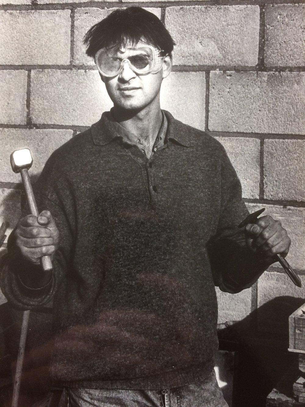 Roger Ravelli Amsterdam 1994