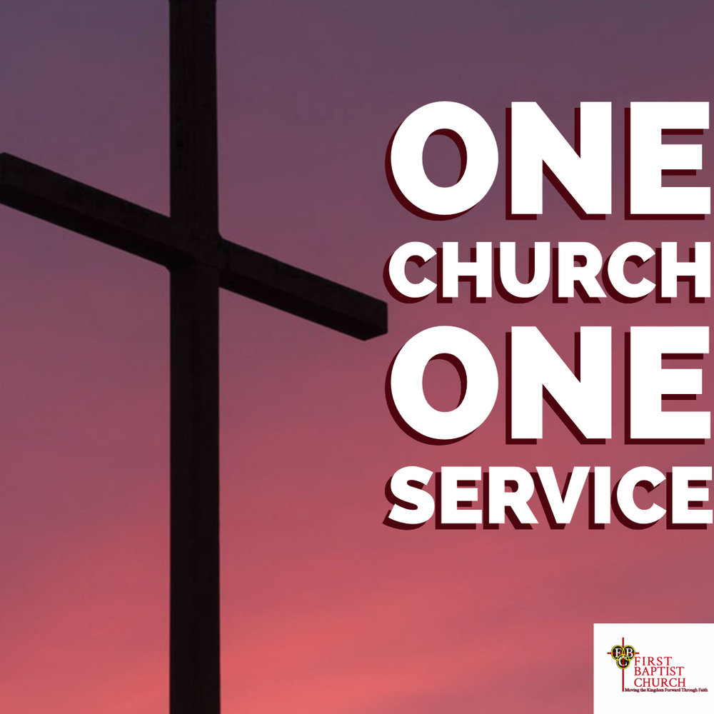 One church One service.jpg