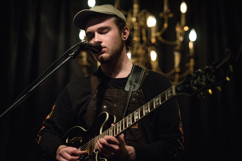 Nathan Reed @ Conner Byrne Pub
