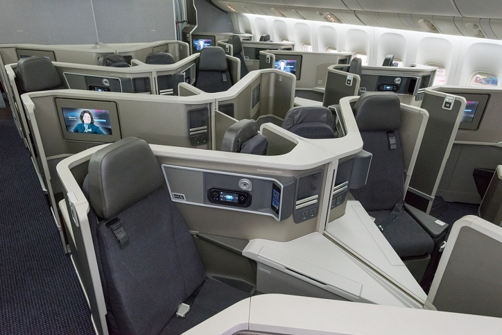 American Airlines 777-200 retrofit (photo: American Airlines)