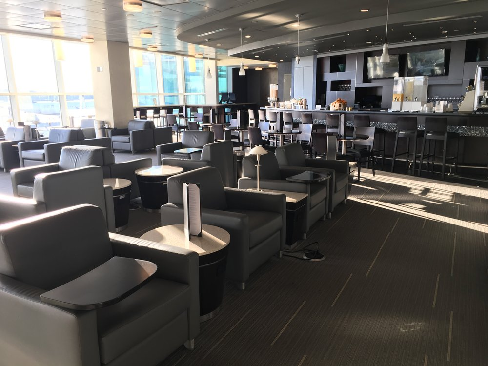 LGA Terminal C Admirals Club