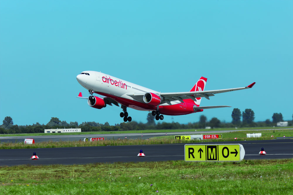 Air Berlin A330-200 (photo: Air Berlin)