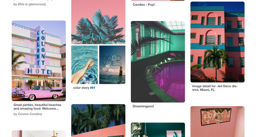 See the rest of my moodboard, and original inspiration by visiting my  Pinterest page!